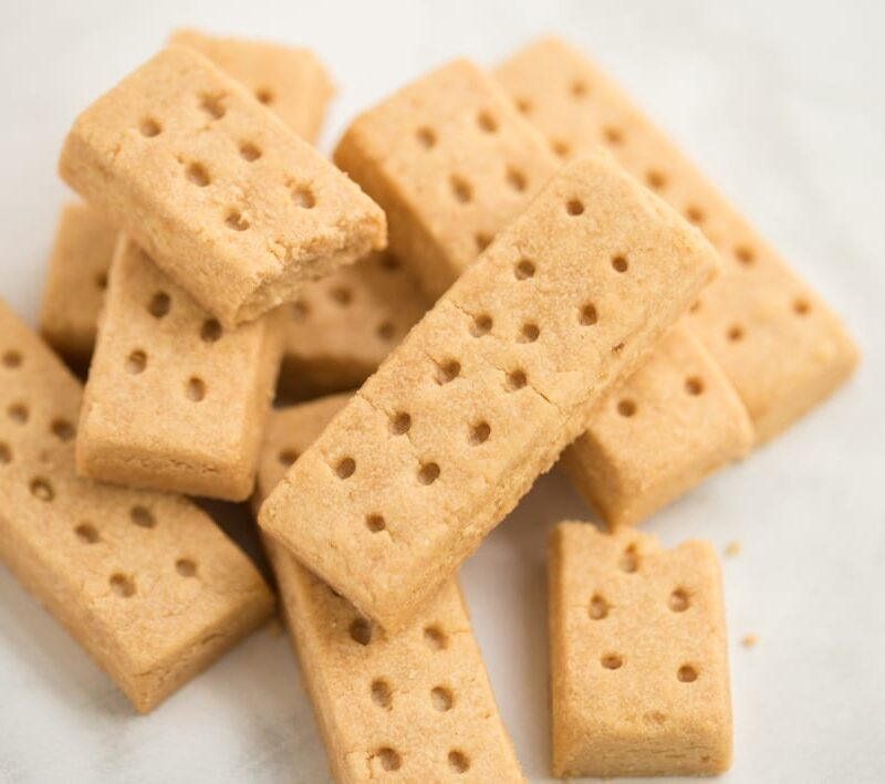 What puts the 'Short' in Shortbread?