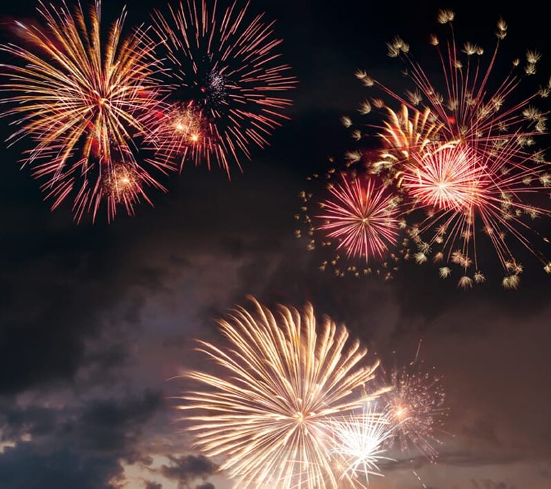 Celebrate with a Wonderfully Walkers Hogmanay