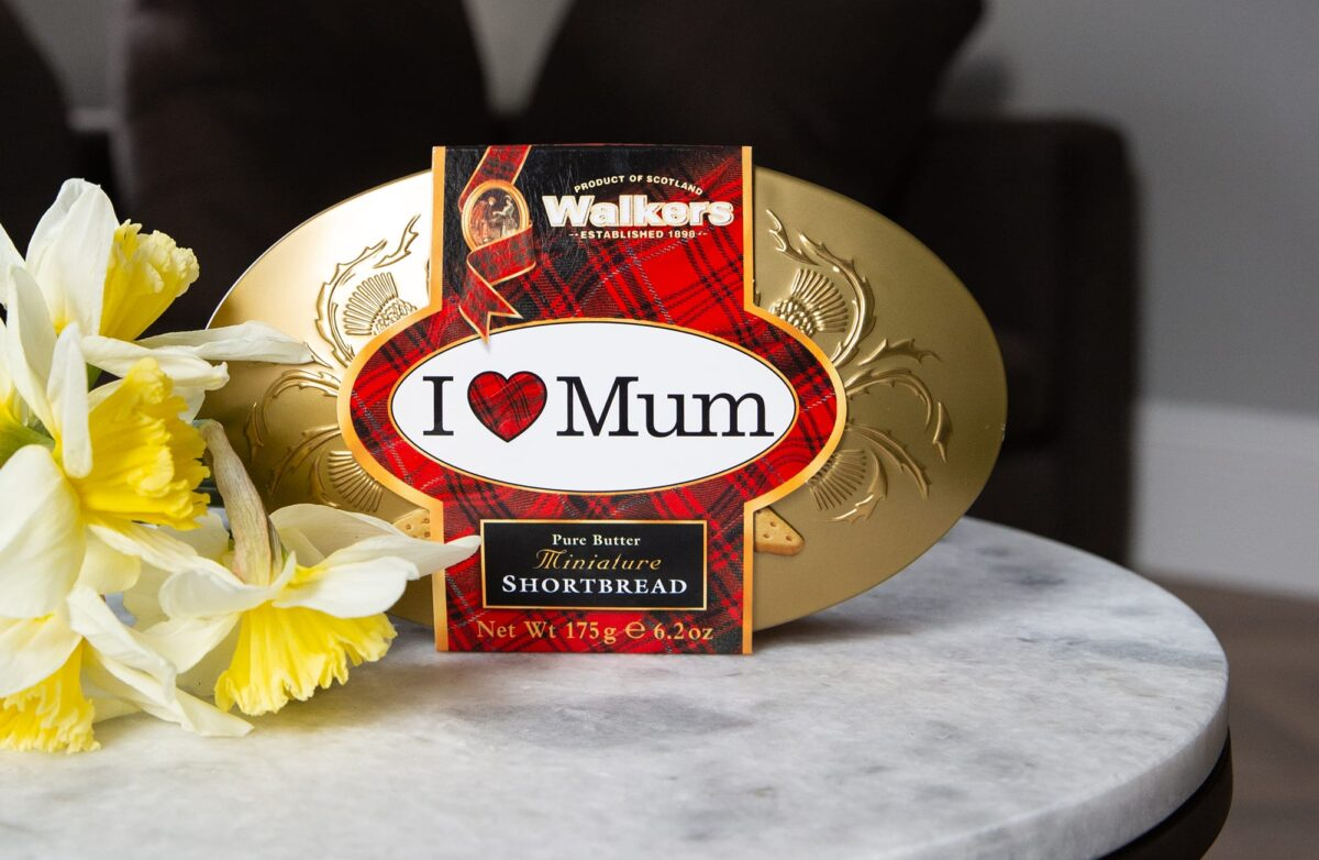 Mum's the word with Walkers