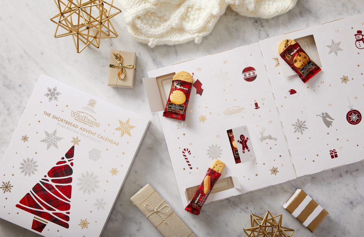 Step Into Christmas with Walker's
