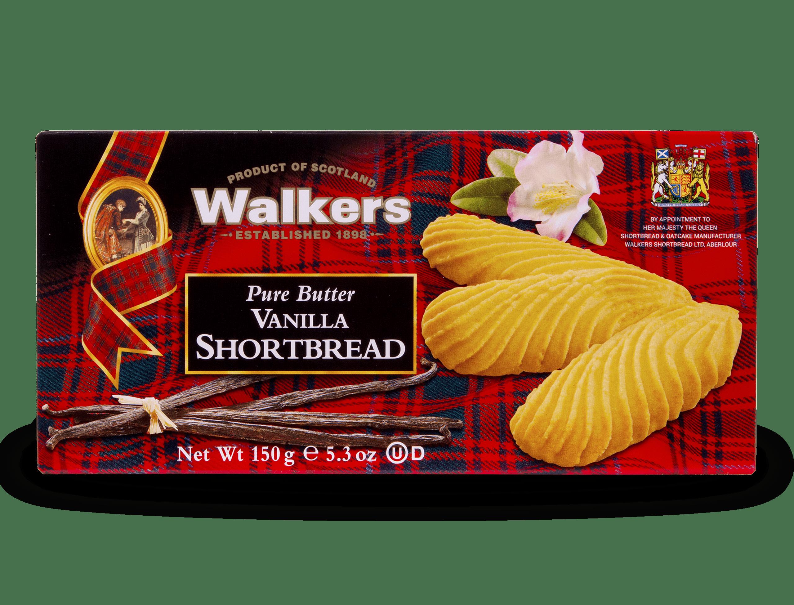 Box Vanilla Shortbreads
