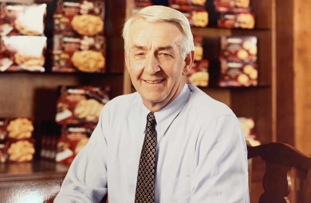 Joseph (Joe) Walker OBE 1937 – 2021