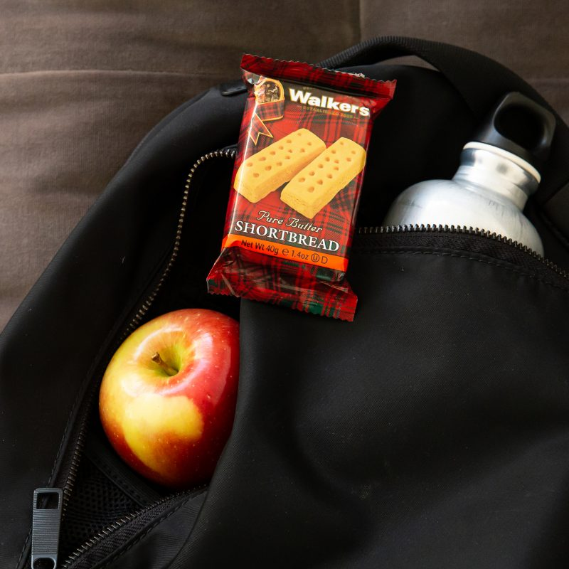 Tips for Packing Natural Back-to-School Lunch Snacks