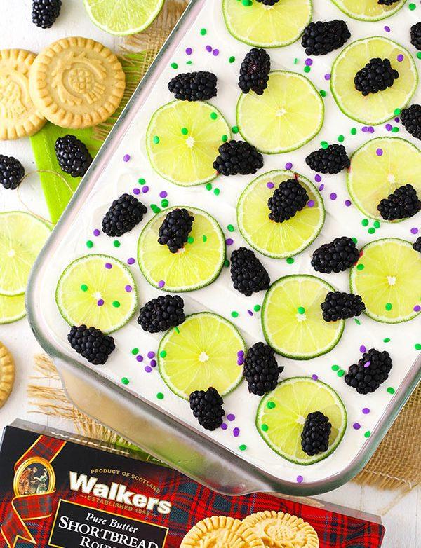 Blackberry Lime Lush