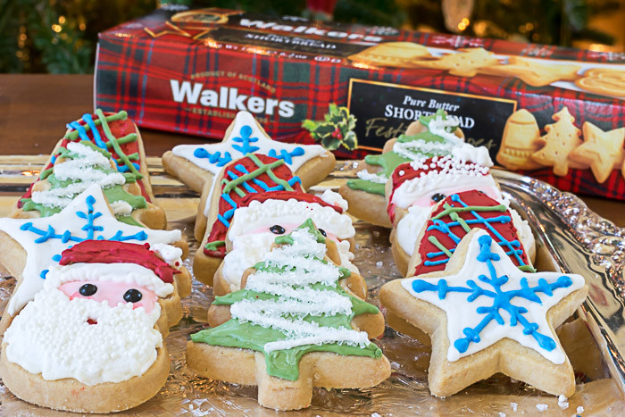 Holiday Decorating Cookies