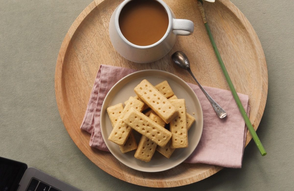 Destress from Digital with Walkers Shortbread