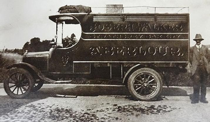 Walkers Shortbread - History & Heritage - war years