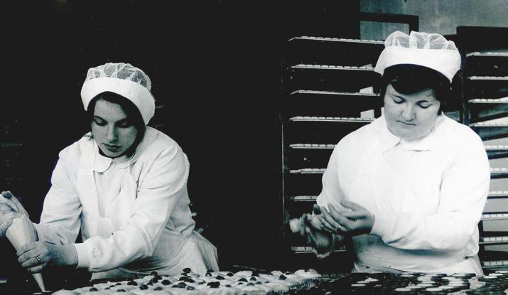 Walker Shortbread Heritage - historic photo
