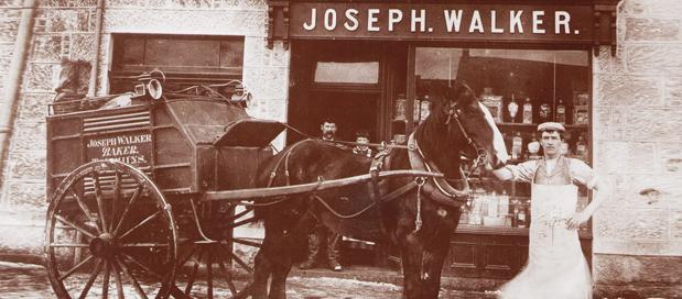 Walkers Shortbread historic photo