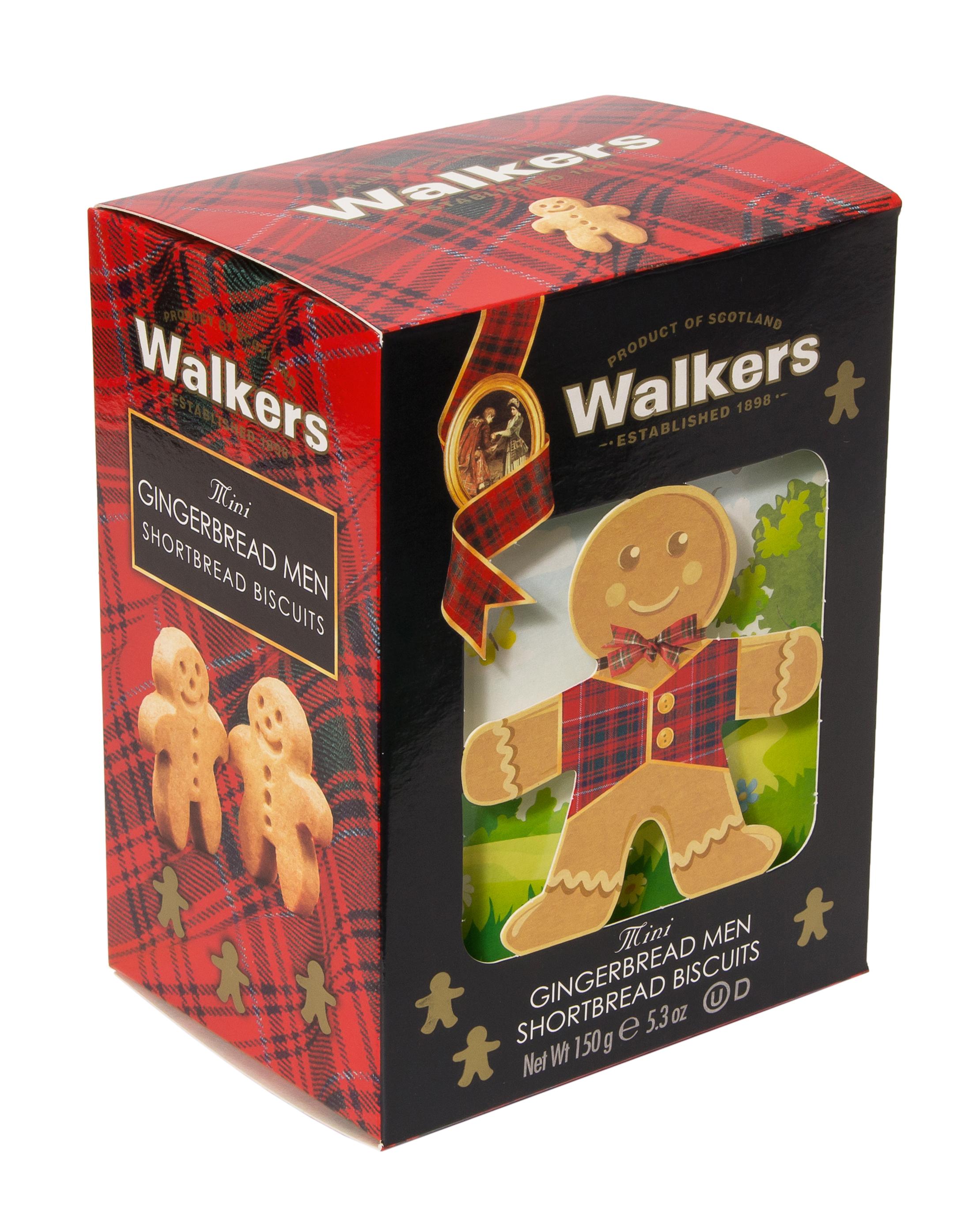Mini Gingerbread Men