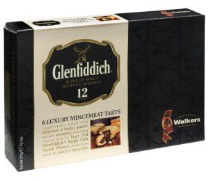 Glenfiddich Mincemeat Tarts
