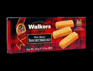 Box of Walkers Shortbread Fingers