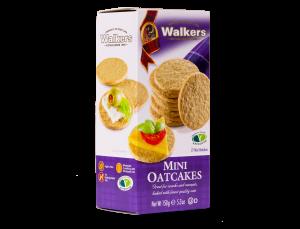 Mini Oat Crackers