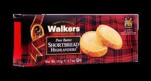 Highlanders Shortbread cookies