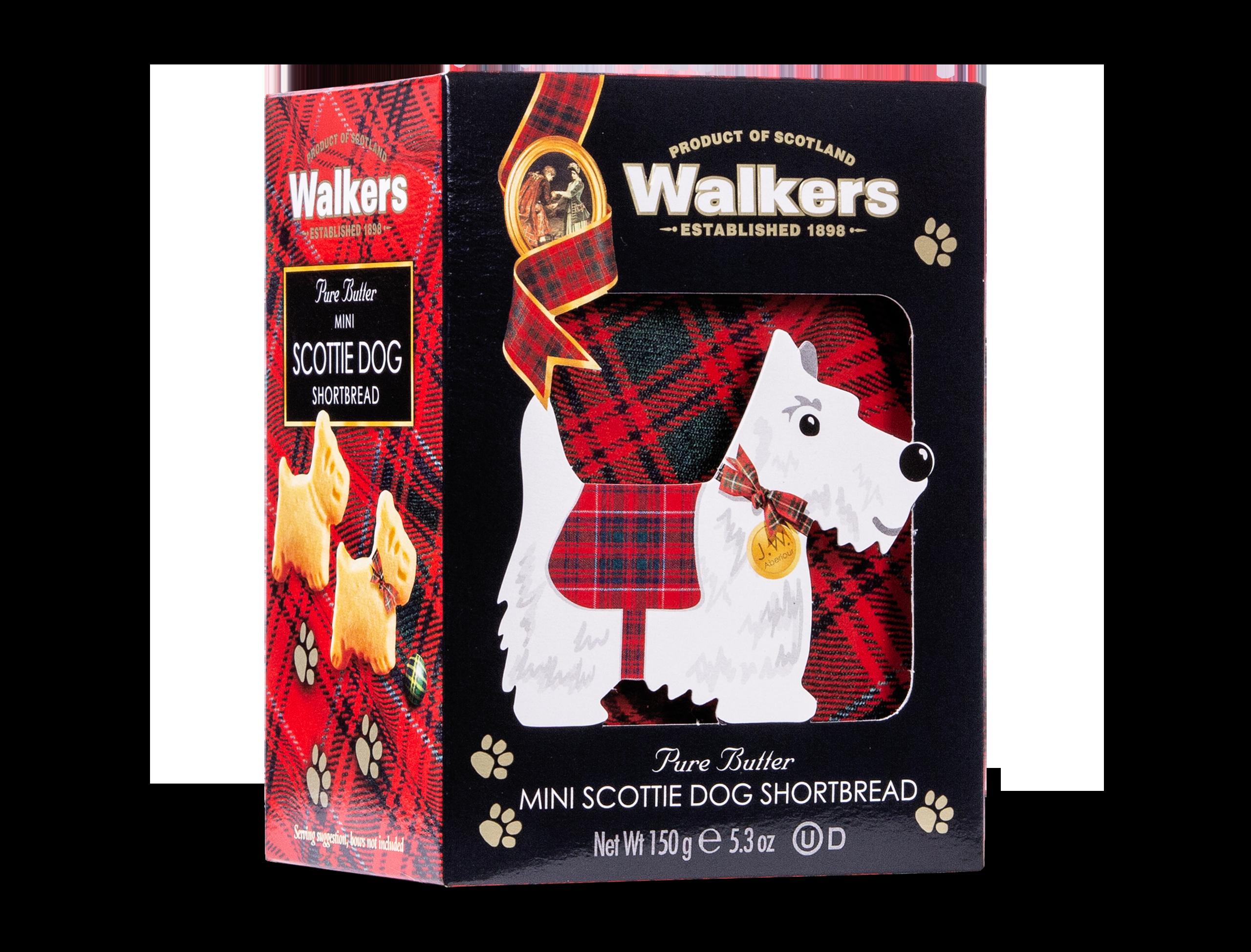 Mini Scottie Dog Carton