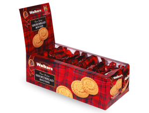 Walkers 2 Pack Shortbread Rounds