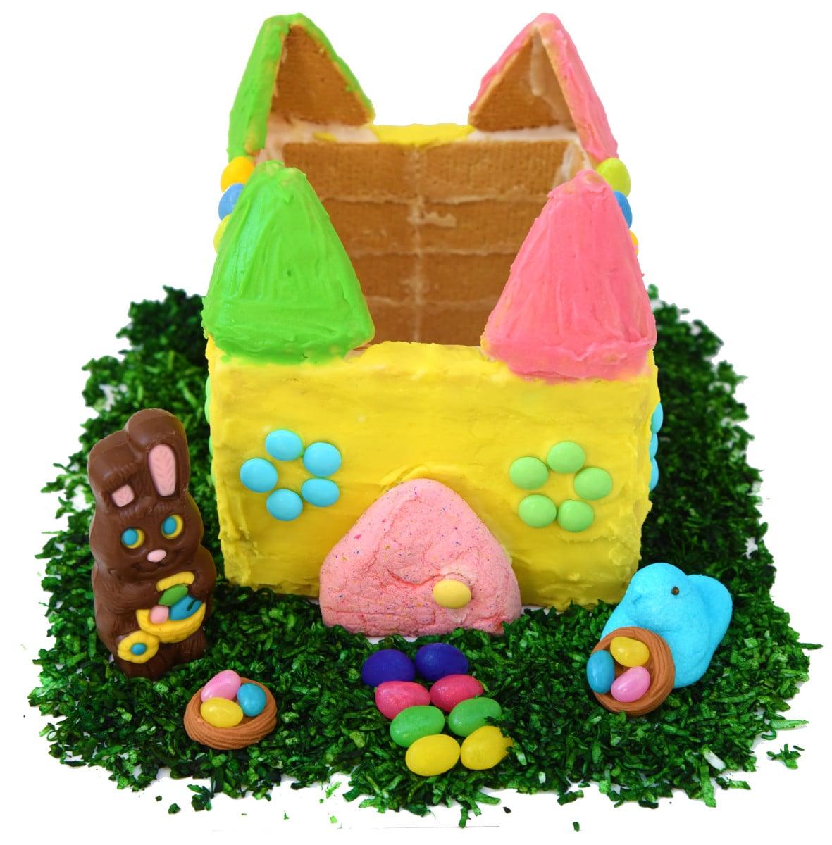 Easter Shortbread House