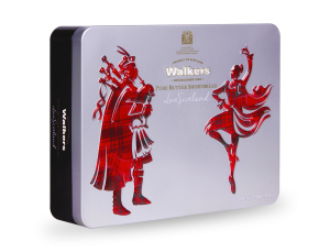 Piper & Highland Dancer Cookie Gift Tin