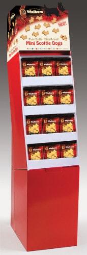 48 Count Mini Scottie Dogs Shipper Display