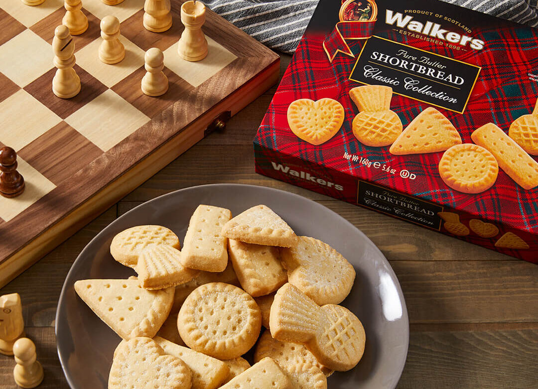 How To Host a Great Game Night With Walkers Shortbread